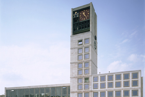 Sanierung Rathaus Stuttgart