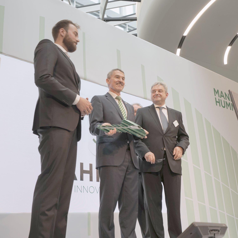 Einweihung MANN+HUMMEL Ludwigsburg
