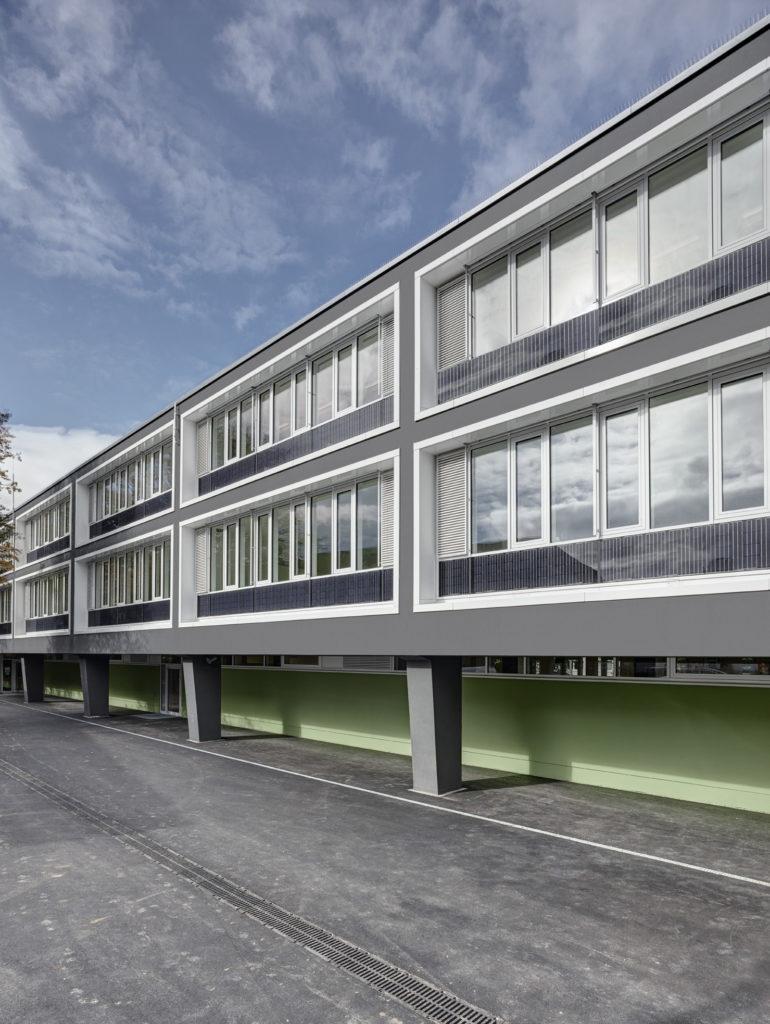 plusenergie uhlandschule stuttgart kbk architekten. Black Bedroom Furniture Sets. Home Design Ideas