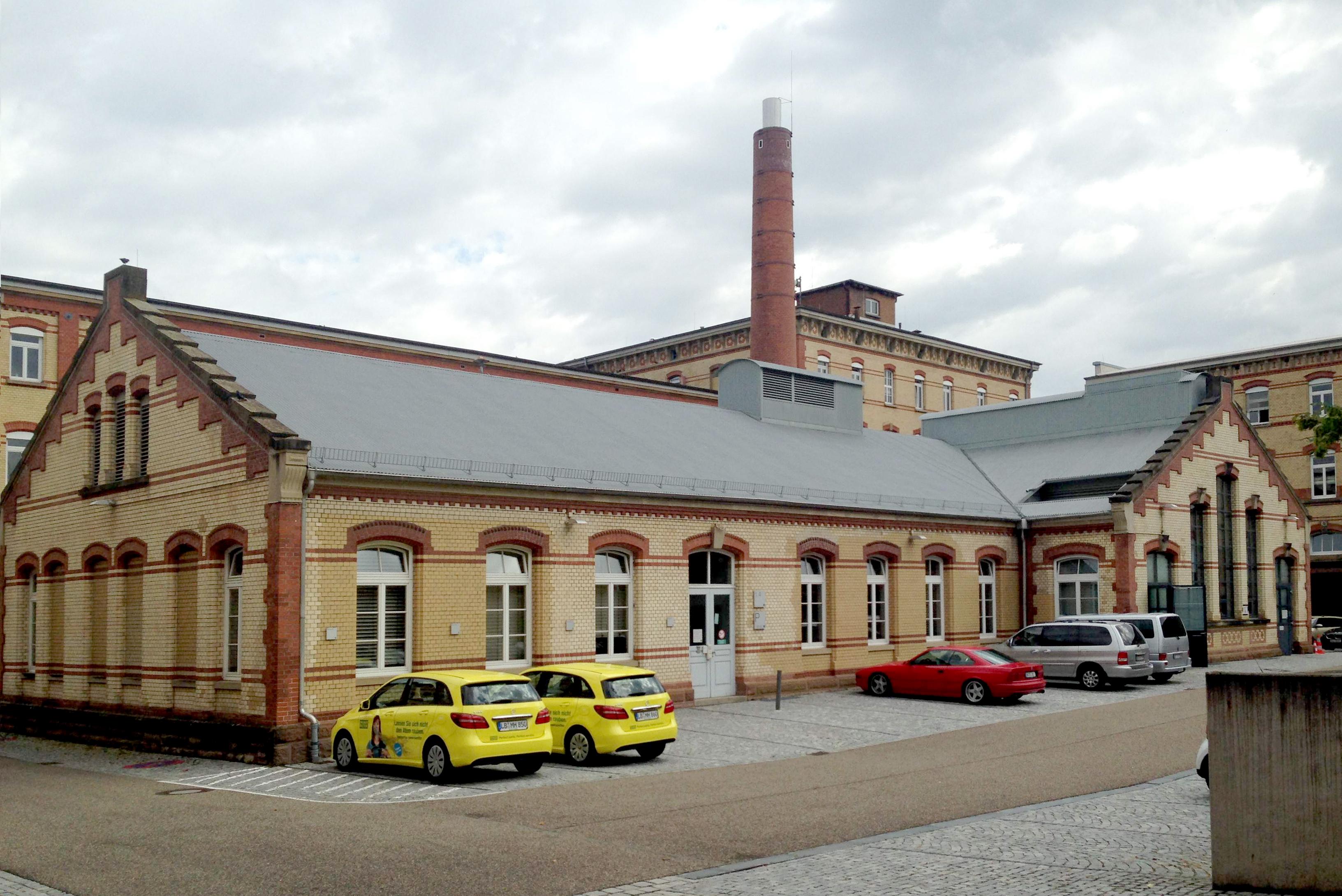 Komplettsanierung ehemaliges Werk I Mann+Hummel Filterfabrik in Ludwigsburg