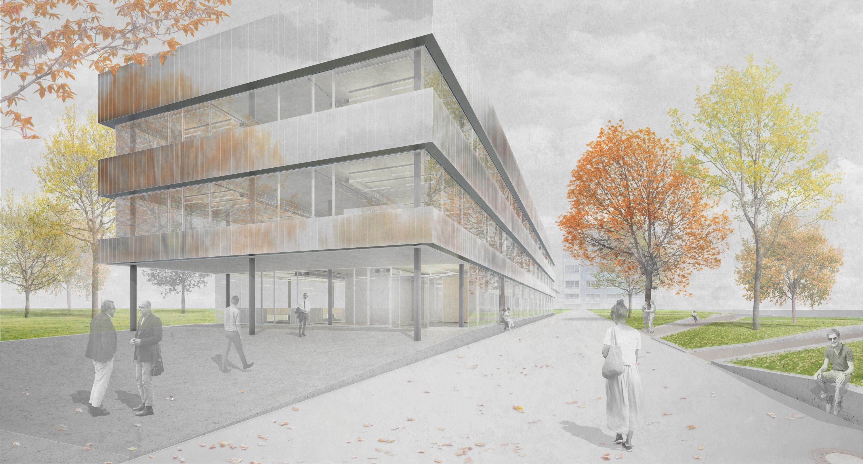 1. Preis – WBW Campus TenneT Bayreuth