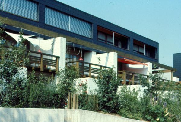 Reihenhäuser Waiblingen-Neustadt (2)