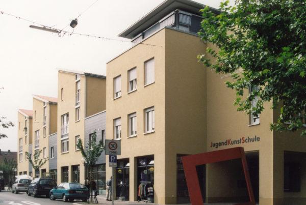 Sanierung Stadtmitte Fellbach