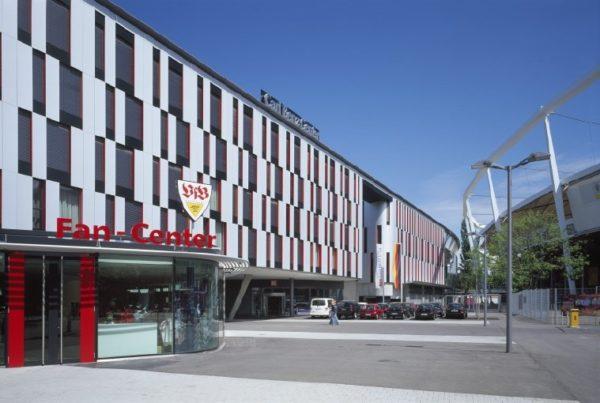 Projekt: Carl Benz CenterArchitekt: KBK, Belz Lutz GuggenbergerOrt: Stuttgart