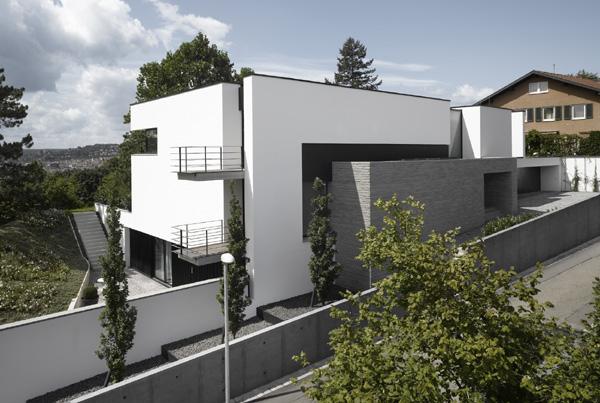 Haus S – Wohnhaus in Stuttgart