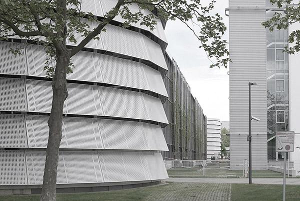 Deutsche Telekom Bonn – Parkhaus